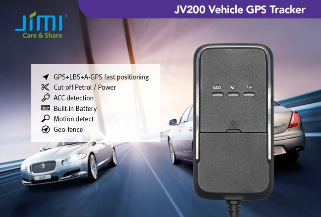 JV200 - Concox (Vehicle Tracker) - GPS Vehicle Tracking